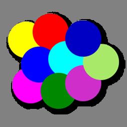 Farblicht
